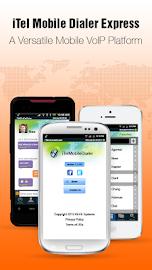 iTel Mobile Dialer Express Screenshot 6