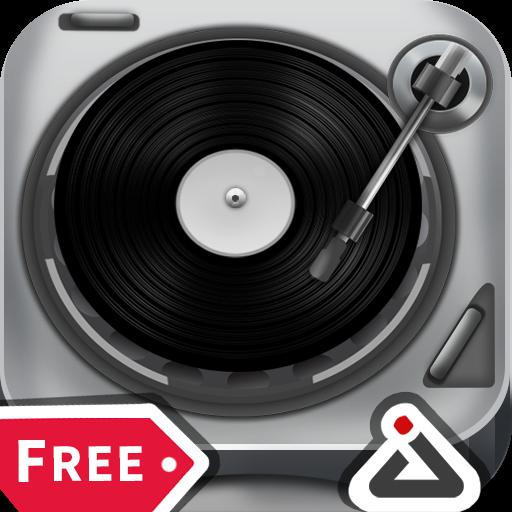 DJ派对混音器FREE 音樂 LOGO-玩APPs