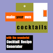 Cocktail Recipe Generator