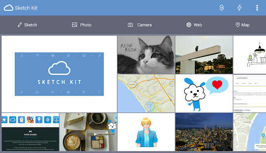 Sketch Kit - Drawing App- screenshot thumbnail
