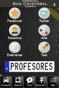 Autoescuela San Cristobal- screenshot thumbnail