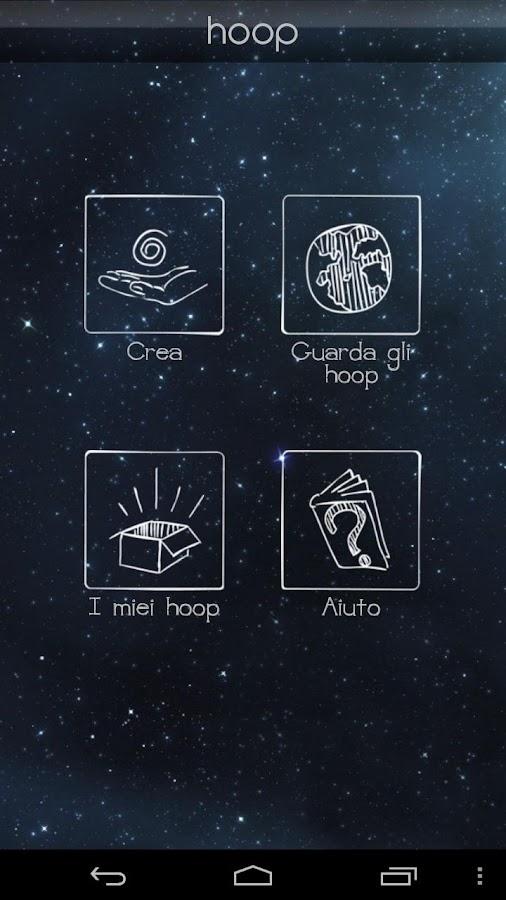 hoop- screenshot