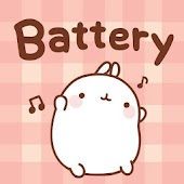 [Sale] Molang Battery Widget