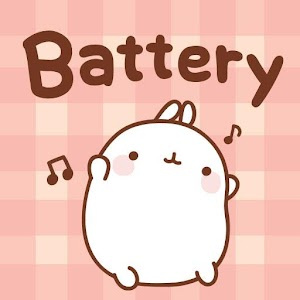 [Sale] Molang Battery Widget 個人化 App LOGO-APP試玩