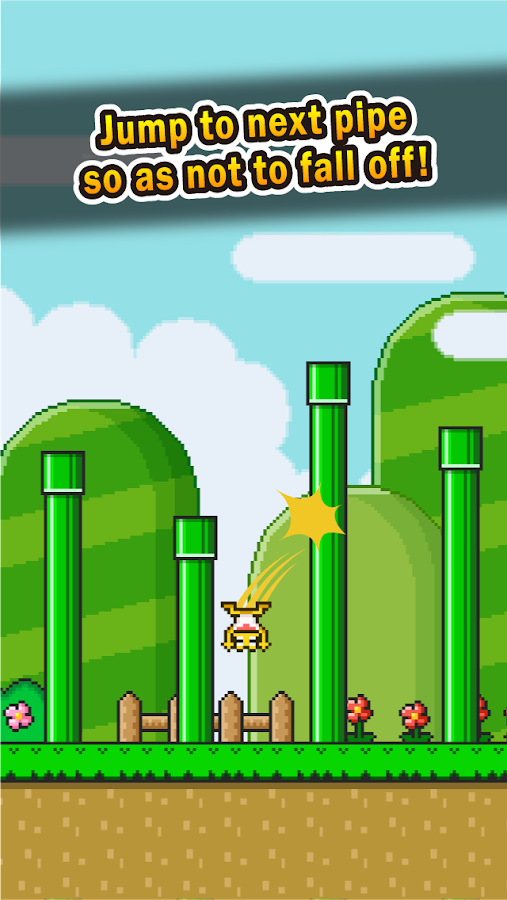 Jumping Frog- screenshot