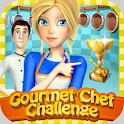 Internationaler Gourmet-Chef icon