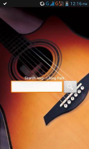 chord guitar kord gitar