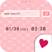 Cute wallpaper★Lovely pink