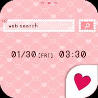 Cute wallpaper★Lovely pink 1.8