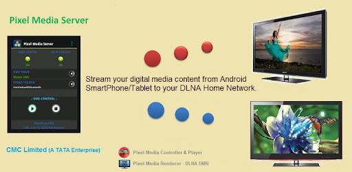Pixel Media Server - DMS on Windows PC Download Free - 6 1 2 - com