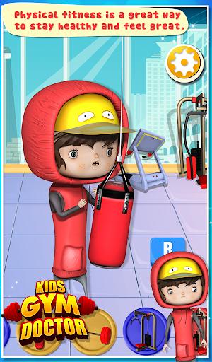 キッズジムドクター - 子供のゲーム