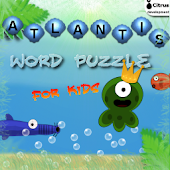 Atlantis Word puzzle