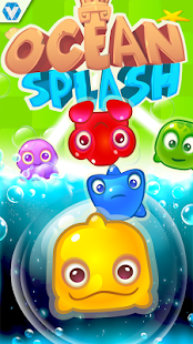 Ocean Splash- screenshot thumbnail