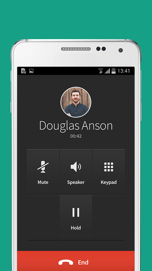 Voca - Cheap Calls & Messaging- screenshot