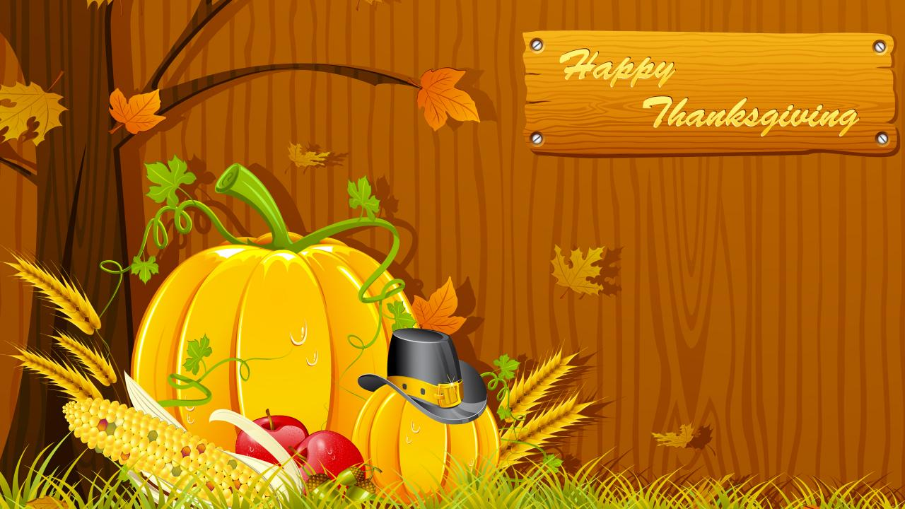 THANKSGIVING LIVE WALLPAPER - screenshot