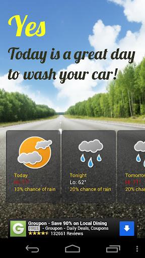 iShould - Car Wash