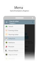 Screenshot of Dua & Azkar