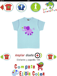 Camisetas Los Camisetos screenshot 10