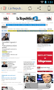 Quotidiani Italiani - screenshot thumbnail