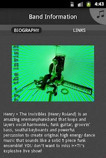 Henry + The Invisibles - screenshot thumbnail