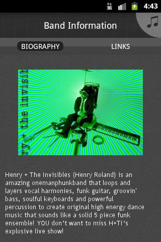 Henry + The Invisibles - screenshot