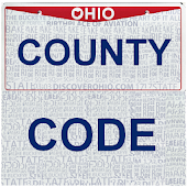 Ohio County License Plate Code