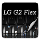Keyboard for LG G2 Flex