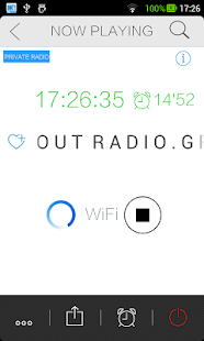 Chillout Internet Radio - screenshot thumbnail