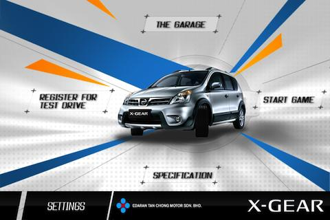Nissan X-Gear - screenshot