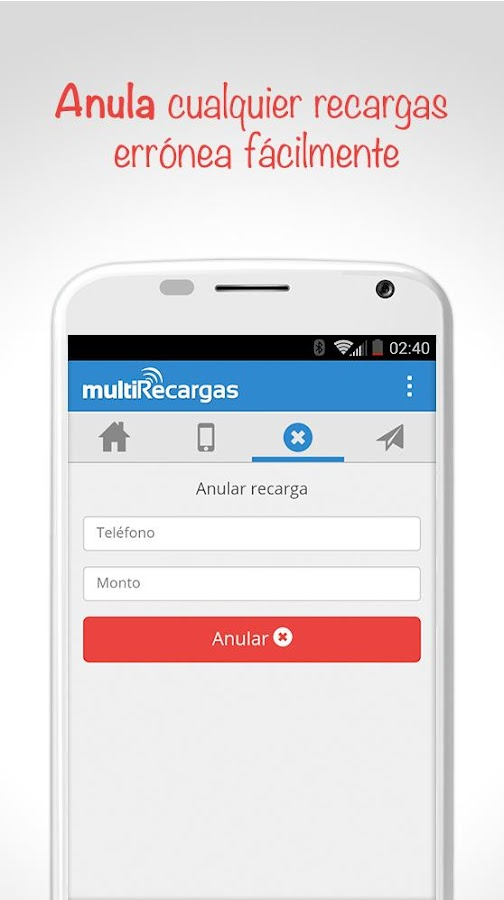 Multirecargas Dominicana- screenshot