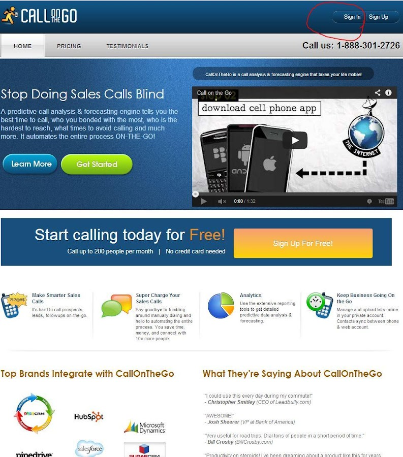Auto Dialer Call Center Sales Android Apps On Google Play