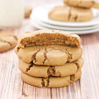 Brown Sugar Maple Cookies.