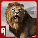 Wild Lion Attack Simulator icon