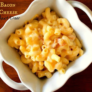 Baked Bacon Mac & Cheese