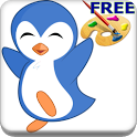 Coloring For Kids Free icon