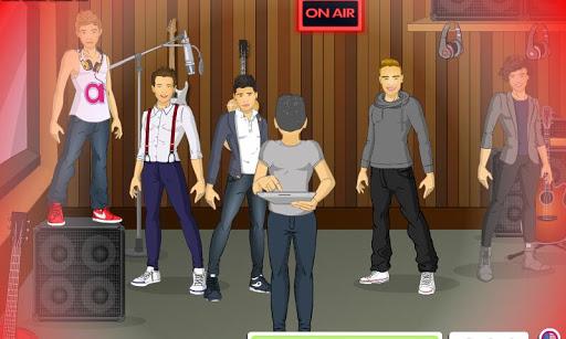 Naughty Dancing Boys
