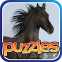 FREE Horse Puzzles icon