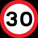 KMS Speedometer PRO icon