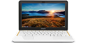 HP Chromebook 11 (White/Yellow, Wi-Fi)