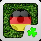 Soccer GER GO Launcher Theme