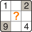 Sudoku juego libre y diversión icon