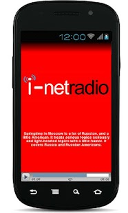 i-netradio.com- screenshot thumbnail