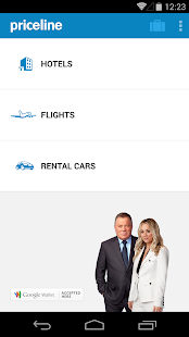 Priceline Hotels & Travel - screenshot thumbnail
