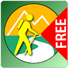 Trace My Trail Free icon