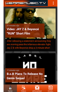 WeAreMusic.TV- screenshot thumbnail
