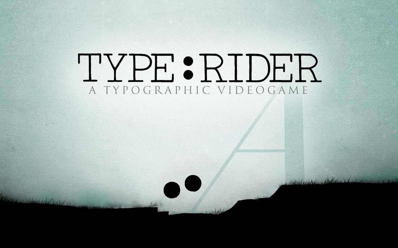 Type:Rider- screenshot