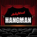 Hangman HollyWood logo