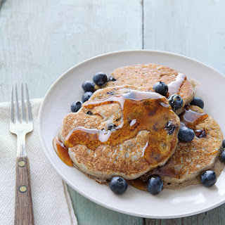 Buckwheat-Blueberry Pancakes Recipe