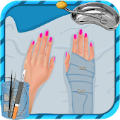 Hand Surgery Doctor Game