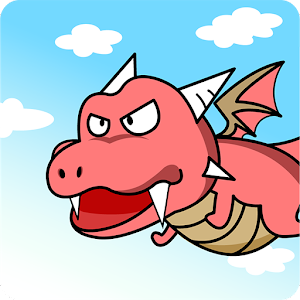 Dragon race : 2D Flight Racing  full version apk for Android device